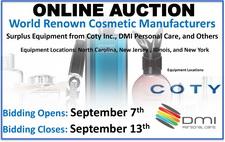 Coty DMI Auction